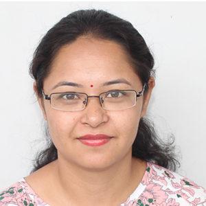 Ms. Anjila Shrestha