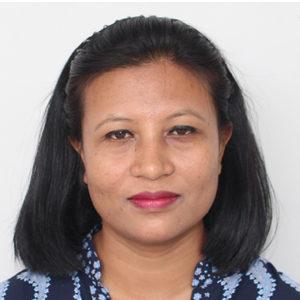 Ms. Hasina Shrestha