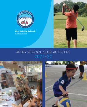 After school club activities